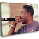 Kendrick Lamar Hip Hop Perfomance 40x30 Framed Canvas Art Print