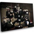 Hollywood Undead Rap Rock Band Music 40x30 Framed Canvas Art Print