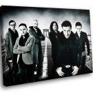 Rammstein Germany Rock Band Music 40x30 Framed Canvas Art Print
