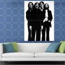 The Beatles Great BW George Ringo Paul John Lennon Band HUGE 48x36 Print POSTER