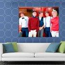 One Direction Harry Styles Zayn Malik Liam Payne Louis HUGE 48x36 Print POSTER