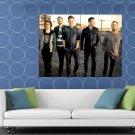 OneRepublic Pop Rock Band Music Awesome One Republic HUGE 48x36 Print POSTER