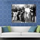 Deep Purple Retro Tommy Ritchie Ian Jon Nick Hard Band HUGE 48x36 Print POSTER
