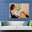 Emma Watson Hot Sexy Beautiful Legs Actress HUGE 48x36 Print POSTER