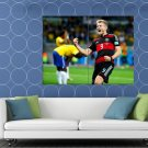 Andre Schurrle Goal Germany World Cup Soccer Football HUGE 48x36 Print POSTER