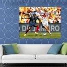Thomas Muller Dribbling Germany World Cup Brazil HUGE 48x36 Print POSTER