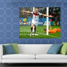 Andre Schurrle Goal Celebration Germany World Cup HUGE 48x36 Print POSTER