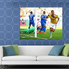 Teofilo Gutierrez Goal Celebration Colombia World Cup HUGE 48x36 Print POSTER