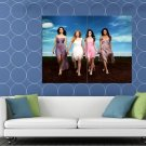 Pretty Little Liars Cast Characters Beautiful TV Series HUGE 48x36 Print POSTER