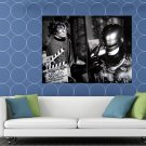 RoboCop Paul Verhoeven Peter Weller Behind The Scenes HUGE 48x36 Print POSTER