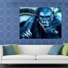 Dawn Of The Planet Of The Apes Koba 2014 Movie HUGE 48x36 Print POSTER