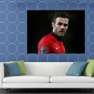 Juan Mata Spain Football Soccer Sport HUGE 48x36 Print POSTER