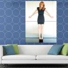 Emma Stone Beautiful Cute Actress Sexy Dress Hot HUGE 48x36 Print POSTER