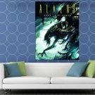 Aliens Xenomorph Creepy Creatures Art HUGE 48x36 Print POSTER