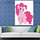 Pinkie Pie My Little Pony Friendship Is Magic Cute HUGE 48x36 Print POSTER
