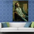 Paul Walker Handsome Movie Actor HUGE 48x36 Print POSTER