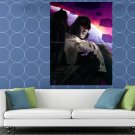 Megatron Transformers Generation 1 Classic Awesome Art HUGE 48x36 Print POSTER