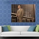 Mad Men Jon Hamm Don Draper Tv Series Huge 48x36 Print Poster