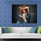 Black Box Kelly Reilly Tv Series Huge 48x36 Print Poster