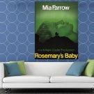 Rosemary S Baby 1968 Retro Vintage Movie HUGE 48x36 Print POSTER