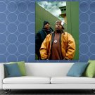 Mop Mash Out Posse Billy Danze Lil Fame Rapper Rap Huge 48x36 Print Poster
