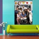 Nurse Jackie TV Series Cast 47x35 Print Poster
