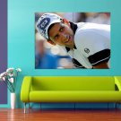 Novak Djokovic Tennis Player Sport 47x35 Print Poster