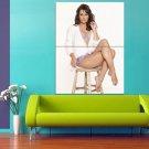 Lea Michele Actress 47x35 Print Poster
