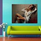 Kate Beckinsale Hot Actress 47x35 Print Poster