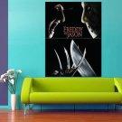 Freddy Vs Jason Horror Movie 47x35 Print Poster