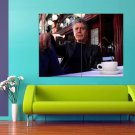 Anthony Bourdain Chef Cook 47x35 Print Poster