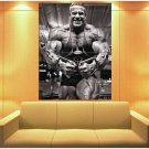 Jay Cutler Bodybuilder Fitness Muscles Mr Olympia 47x35 Print Poster