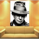 Neil Young Legend Falk Country Rock Music 47x35 Print Poster