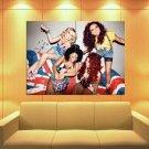 Little Mix Girl Band The X Factor Hip Hop Music 47x35 Print Poster