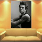 John Mayer Guitarist Rock Music 47x35 Print Poster