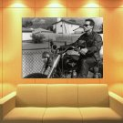 Arnold Schwarzenegger The Terminator Movie 47x35 Print Poster