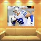 Jason Witten American Football Dallas Cowboys NFL 47x35 Print Poster