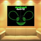 Deadmau5 Album 4x4 12 Painting Music Art Huge Giant Print Poster