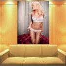 Pamela Anderson Sexy Hot Model Actress Huge Giant Print Poster