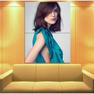 Keira Knightley Portrait Sexy Actress Huge Giant Print Poster