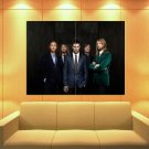 Maroon 5 Pop Rock Band Music Huge Giant Print Poster