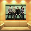 Kings Of Leon Rock Band Music Huge Giant Print Poster