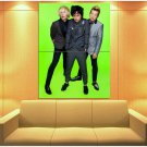 Green Day Funny Punk Rock Band Music Huge Giant Print Poster