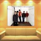 Radiohead Rock Band Music Huge Giant Print Poster