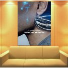 Almost Human Tv Series Huge Giant Print Poster
