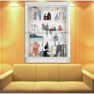 Scrubs Cast Characters Tv Series Huge Giant Print Poster