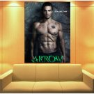 Arrow Stephen Amell Sexy Body Tv Series Huge Giant Print Poster
