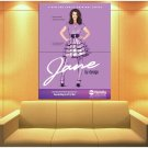 Jane By Design Erica Dasher Tv Series Huge Giant Print Poster