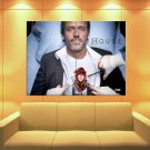 House M D Md Tv Series Huge Giant Print Poster