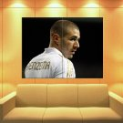 Karim Benzema Real Madrid France Football Sport Huge Giant Print Poster